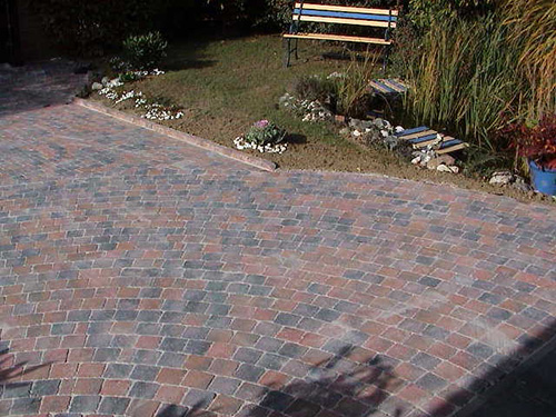 Terrasse Ronde En Klinkers : 05 Pose Pave Cercle De Pave Pictures to pin on Pinterest